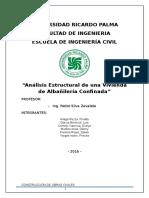 Informe Silva Grupal