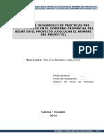 Formato de Informe de Practicas