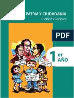 Patria y Ciudadania Ciencias Sociales 1er año.pdf
