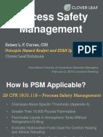 Process Safety Presentation
