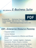 1. What ERP and Why ERP for Organization