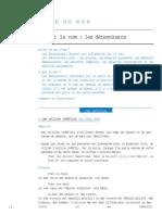 Chap 1_Les Determinants