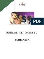 Apostila Analise Credito e Cobranca 2013