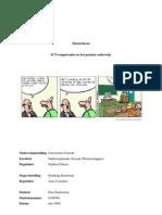 ICT-Competenties in Het Primair Onderwijs