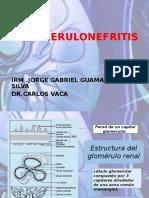 JORGE GUAMANCURI GLOMERULONEFRITIS.ppt