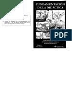 Fundamentacion de La Didactica[1]
