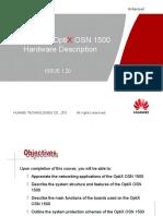 OTA105101 OptiX OSN 1500 Hardware Description ISSUE 1.20.ppt