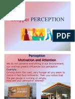 Shopper Perception