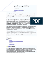 Electromagnetic Compatibility _ EMC