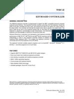 Keyboad Controller Para PC IBM