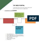 Online Fir Web Portal