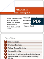 pirolisis