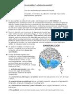 Guía de Contenidos Sociedad y Población