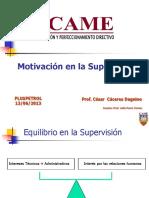 CAME.S2677.PR Motivacion en La Supervision