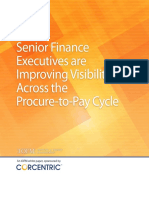 5 Ways Senior Finance Executives Are Improving Visibility Across the Procure to Pay Cycle