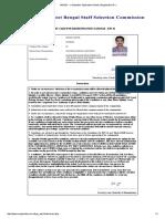 WBSSC - Candidate's Application Details (Registration ID_ )