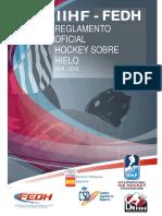 Reglamento IIHF 2014 2018 2ª Edicion en ESPAÑOL