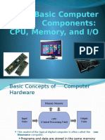 Components of Computer