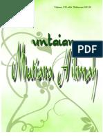 Untaian Mutiara Hikmah Vol 5