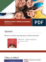 Didática Para o Ensino de Crianças - Slides - Marcia Barbutti