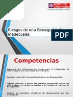 Bioseguridad y Riesgos