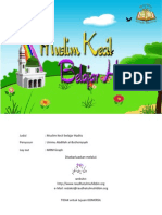 Muslimm Kecil Belajar Hadits