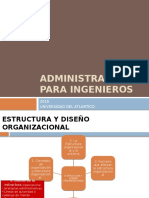 Organizacion Ing. Admon 2