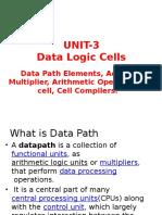 Data Logic Cells Unit3 Asic