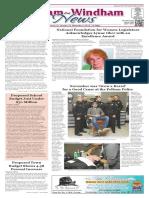 Pelham~Windham News 12-2-2016