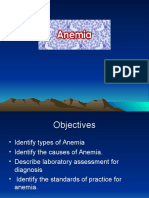 Anemia Students