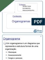 ARQ13  Organogramas