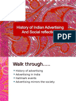 Lecture 1 History of Indian Advertising