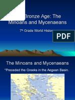 Minoans and Mycenaeans.ppt