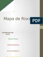 5- Classificação Dos Riscos - Mapa de Risco