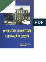 DICE 1 Diversité et Identité Culturelle en Europe (DICE) 1 (ABSTRACTS)