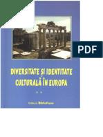 Diversité et Identité Culturelle en Europe (DICE) 2 (ABSTRACTS)