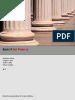 Basic R for Finance