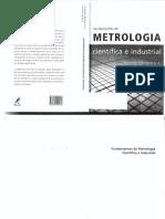 Fundamentos Da Metrologia - Armando Albertazzi G. Jr
