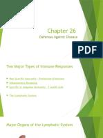 Chapter 26 Defenses Against Disesases