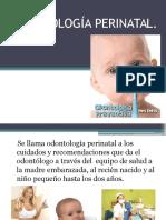 Odontología Perinatal Pedia