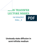 8. Lectures_ Mass Transfer