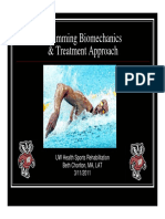SR Swim Clinic