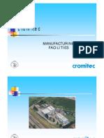 Cromitec - Manufacturing Facilities