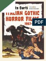 Italian Horror Films