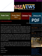 Praise News -May 2010