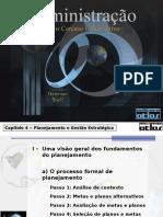 Transparências Cap4 ADMINISTRAÇÃO Bateman&Snell