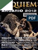 Revista Requiem Nro 24 ANUARIO2012 (2013) Www.dontpaymusic.com