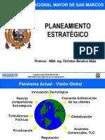 Presentación Planeamiento Estratégico 2016-II