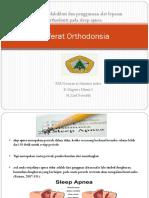 Referat Orthodonsia