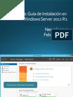 TSPlus - Guia de Instalacion Windows Server 2012 R2
